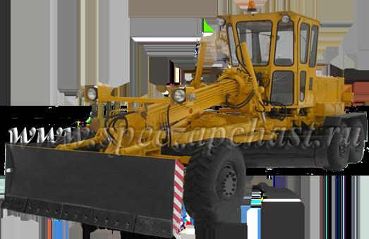 Технические характеристики Автогрейдер ДЗ-143 производства Брянский Арсенал