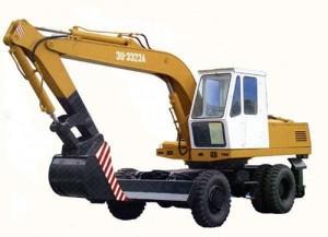 экскаватор эо 3323а конструкция