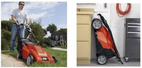 Устройство газонокосилки на бензиновом и электрическом двигателе, выбор ножей и ремня
