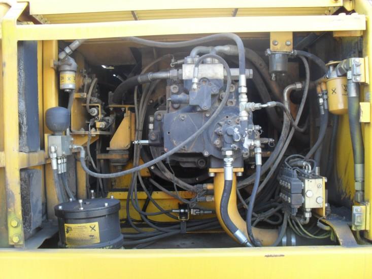 Двигатель JCB 330