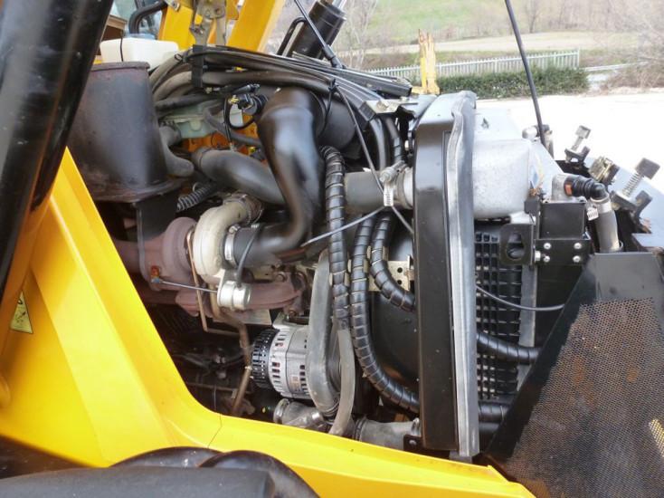 Двигатель  JCB 4CX