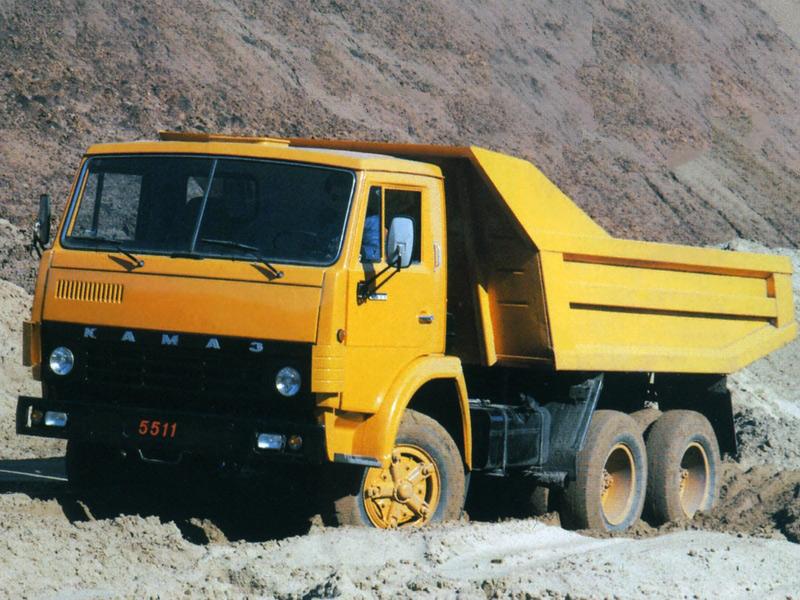 Самосвал КамАЗ-5511: технические характеристики, устройство, фото и видео
