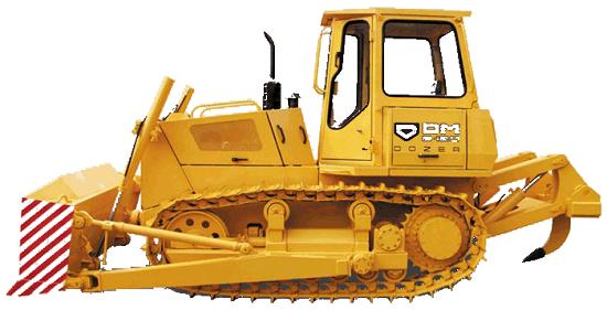 Бульдозер Б-150