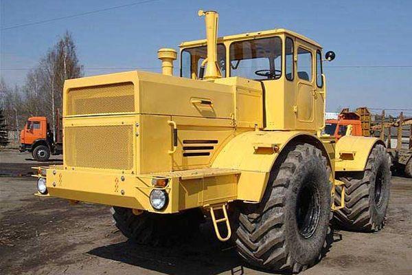 Технические характеристики трактора К-700