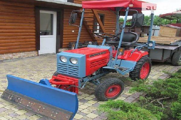 Мини-трактор МТЗ-012