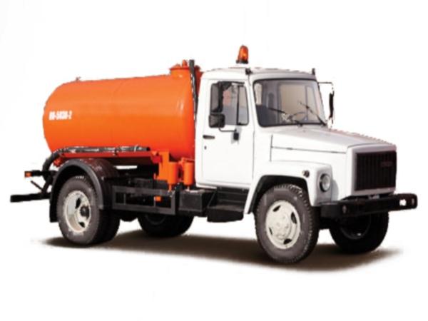 Особенности конструкции и параметры ассенизаторских машин на базе автомобилей ГАЗ