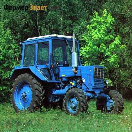 Трактор МТЗ-100: технические особенности и назначение техники