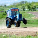 Как получить права на трактор?