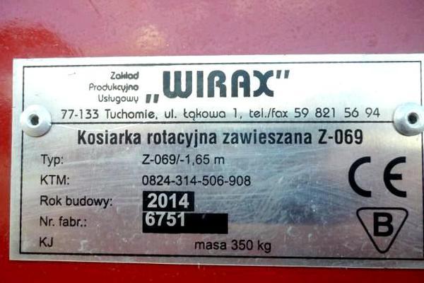 Сборка Косилки Виракс 1 65