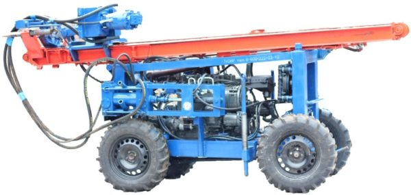 Станковый агрегат «МГБУ-70» разрабатывался для скважин на воду.