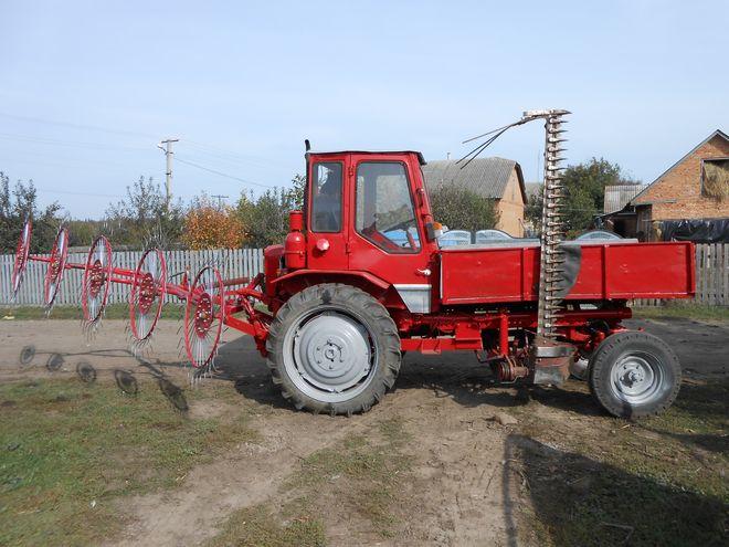 трактор 16 т