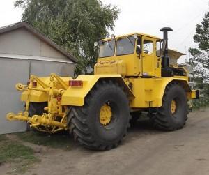трактор кировец к 701 прицепной механизм