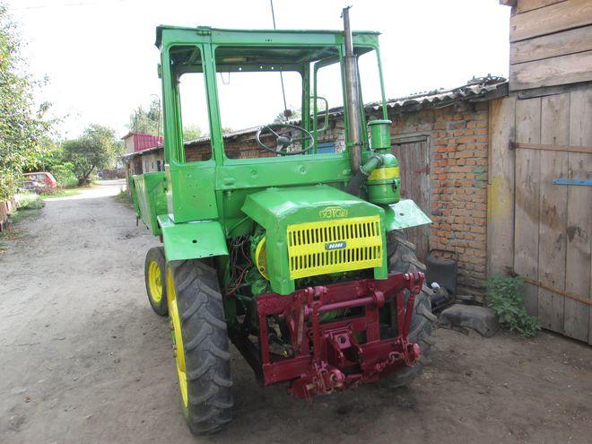 трактор т