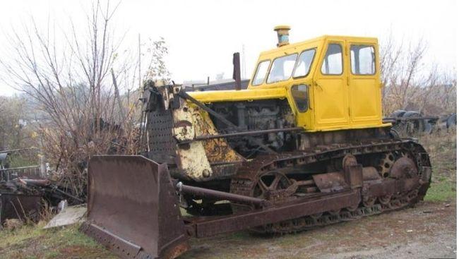 желтый т-100