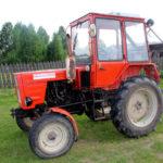 Трактор Т-30 «Владимирец» — создан, чтобы пахать