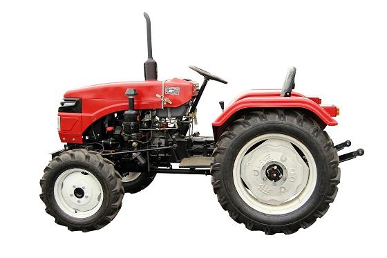 китайские трактора