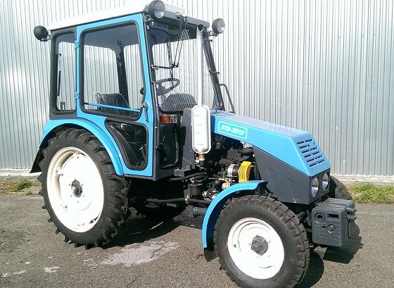 Мини-трактора серии ХТЗ