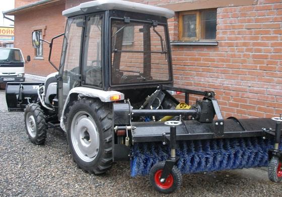 Мини-трактор «Крепыш»