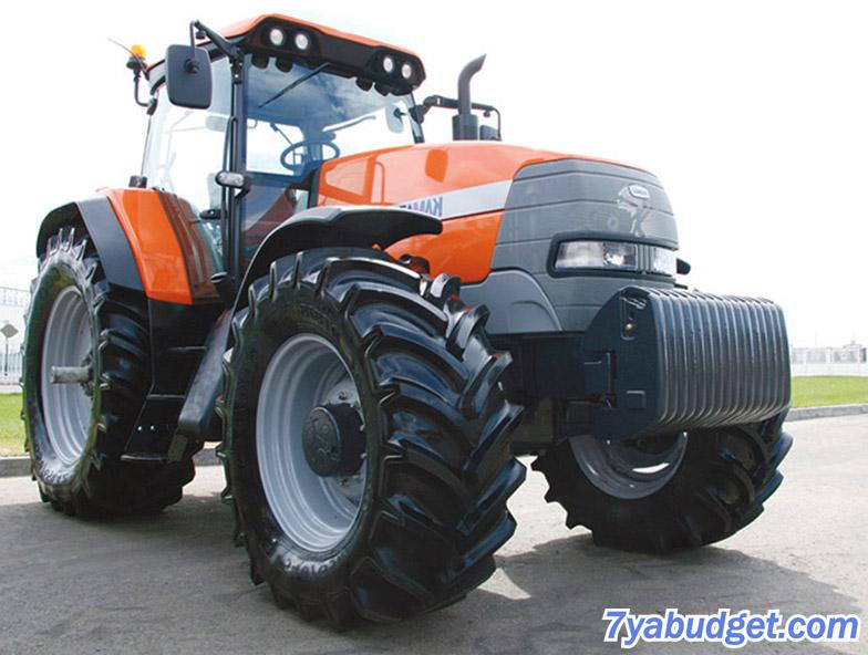 Как заработать на тракторе