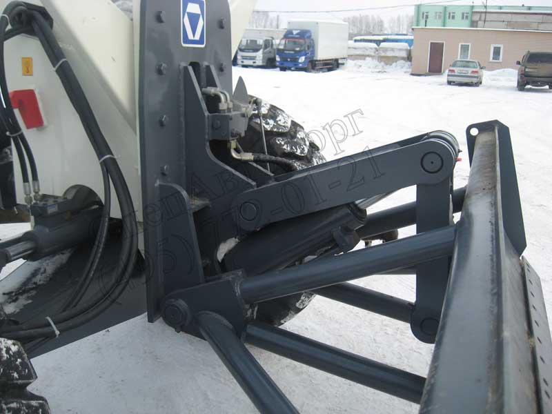 Грейдер XCMG GR215A