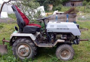 Трактор АМЖК-8
